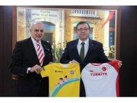 IAAF Çocuk Atletizmi Projesi Ankara Mamak'ta gerçekleşti
