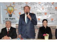 AK Parti, Aydın'da sivil toplum kuruluşu temsilcileriyle buluştu