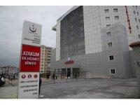 Atakum'da hasta kabulü başladı