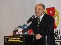 Başbakan Yardımcısı Fikri Işık Basın Onur Gününe katıldı