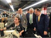 Modavizyon Edirne ihracatını yüzde 30 artırdı