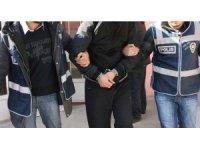 Uşak'ta 2017 yılında 590 kişi tutuklandı