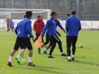 E.Yeni Malatyaspor'da Michael Pereira sevinci