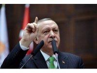 Cumhurbaşkanı Erdoğan olası Afrin operasyonunun Suriyeli muhaliflerle yapılacağını açıkladı