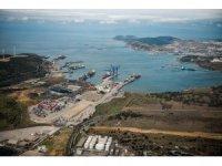 Aliağa limanları Ege'nin ihracat kapısı
