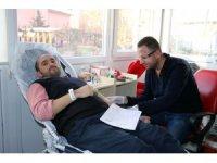 Boğazlıyan'da kan bağış kampanyası