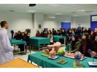 Kocaeli Fen Lisesi'nden Düzce Üniversitesi Tıp Fakültesine ziyaret