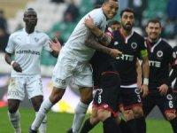 Ziraat Türkiye Kupası: Bursaspor: 2 - Gençlerbirliği: 1