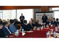 AK Parti STK temsilcileri ile buluştu