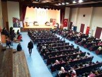Siverek'te ortaokul öğrencileri arasında bilgi yarışması