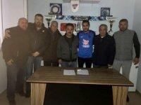 Karacabey Birlikspor'a tecrübeli forvet