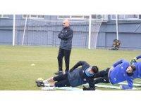 Karabükspor'da Gençlerbirliği maçı hazırlıklarına başladı