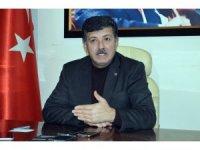 Türkiye Muhtarlar Konfederasyonu Genel Başkanı Hüseyin Akdeniz: