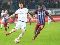 Ziraat Türkiye Kupası: Trabzonspor: 1 - Atiker Konyaspor: 1 (Maç sonucu)