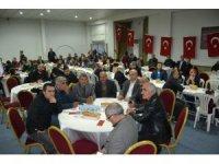 Türk Eğitim Sen Kozan Temsilciliği üyeleri ile bir araya geldi
