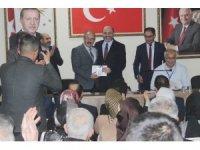 Başkan Ali Çetinbaş, Tavşanlı'da İl Delegeleri ile bir araya geldi