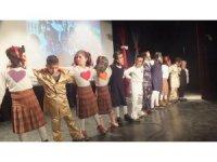 Aynalıhoca Köyü İlk ve Ortaokulundan yarıyıl etkinliği