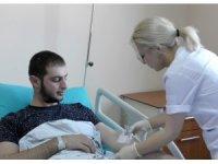 Ahıskalı Türk'ün tedavisi Ardahan'da yapıldı