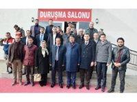 Başkan Toltar, meclis üyeleri ile FETÖ davasını izledi