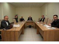 Doğal taş fabrikası ocak ayı yönetim kurulu toplantısı gerçekleştirildi