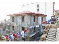 Pakize Tarı Kültür Evi tamamlanıyor