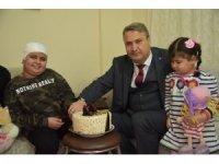 Başkan Çerçi'den Sıla'ya doğum günü sürprizi