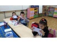 Balya Şamile Altıntaş İlkokulunda iki proje daha hayata geçirildi