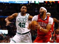 New Orleans Pelicans'ı Anthony Davis sırtladı