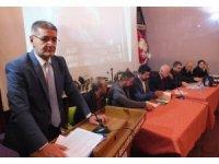 Milas'ta Gıda Maddeleri Odası Başkanı değişmedi