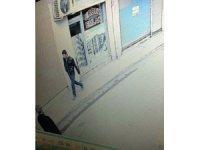 Kızıltepe'de telefon hırsızı güvenlik kamerasına yakalandı