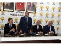 """AK Partili Karaca: """"Türkiye'nin İslam coğrafyasında hak ettiği yere gelmesi için 2023 hedefleri önemli"""""""