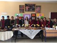 Silopi ilçesinde engelli öğrenciler yararına kermes düzendi