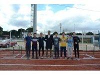 Bigalı atletler Türkiye Şampiyonasına hazırlanıyor