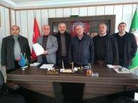 Tarım raporu Bakan Fakıbaba'ya iletildi