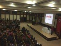 Antalya'da 'NarkoRehber Eğitim Modülü' anlatıldı