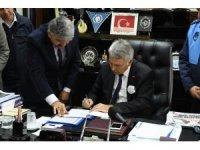 Isparta Belediyesi'nden Sosyal Denge protokolü