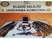 Elazığ'da PKK/KCK operasyonu: 8 şüpheli gözaltına alındı
