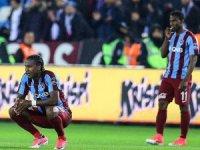 Trabzonspor, Türkiye Kupası hasretini sonlandıramadı