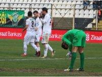 Ziraat Türkiye Kupası: T.M. Akhisarspor: 1 - Boluspor: 0