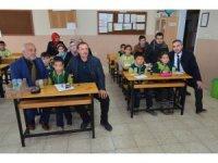 Başkan İnanç öğrencilerle bir araya geldi