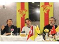"""Mehmet Sepil: """"Hayalimde her sene Avrupa kupasında oynayacak Göztepe var"""""""