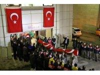 Şehitlerin cenazeleri gözyaşlarıyla morgdan alındı
