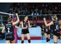 Vestel Venus Sultanlar Ligi: Eczacıbaşı VitrA: 3 - Galatasaray: 2