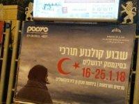 Kudüs'te Türk Film haftası başlıyor