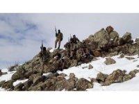 Çatak'ta PKK'lıların kullandığı 3 sığınak bulundu