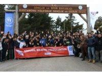Simurg Kış Gençlik Kampı sona erdi