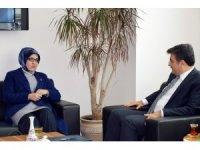 """Başkan Fatma Toru: """"Toplumla iç içe olmak yerel yönetimlerde başarıyı getiriyor"""""""