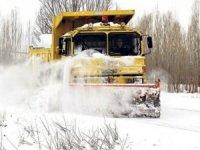Sivas'ta 28 köy yolu ulaşıma kapandı