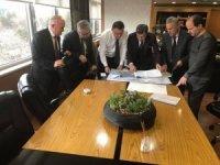 Başkan Yemenici kavşak müjdesini verdi