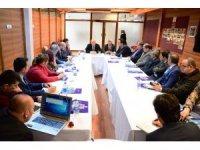 İzmit'te turizm toplantısı yapıldı